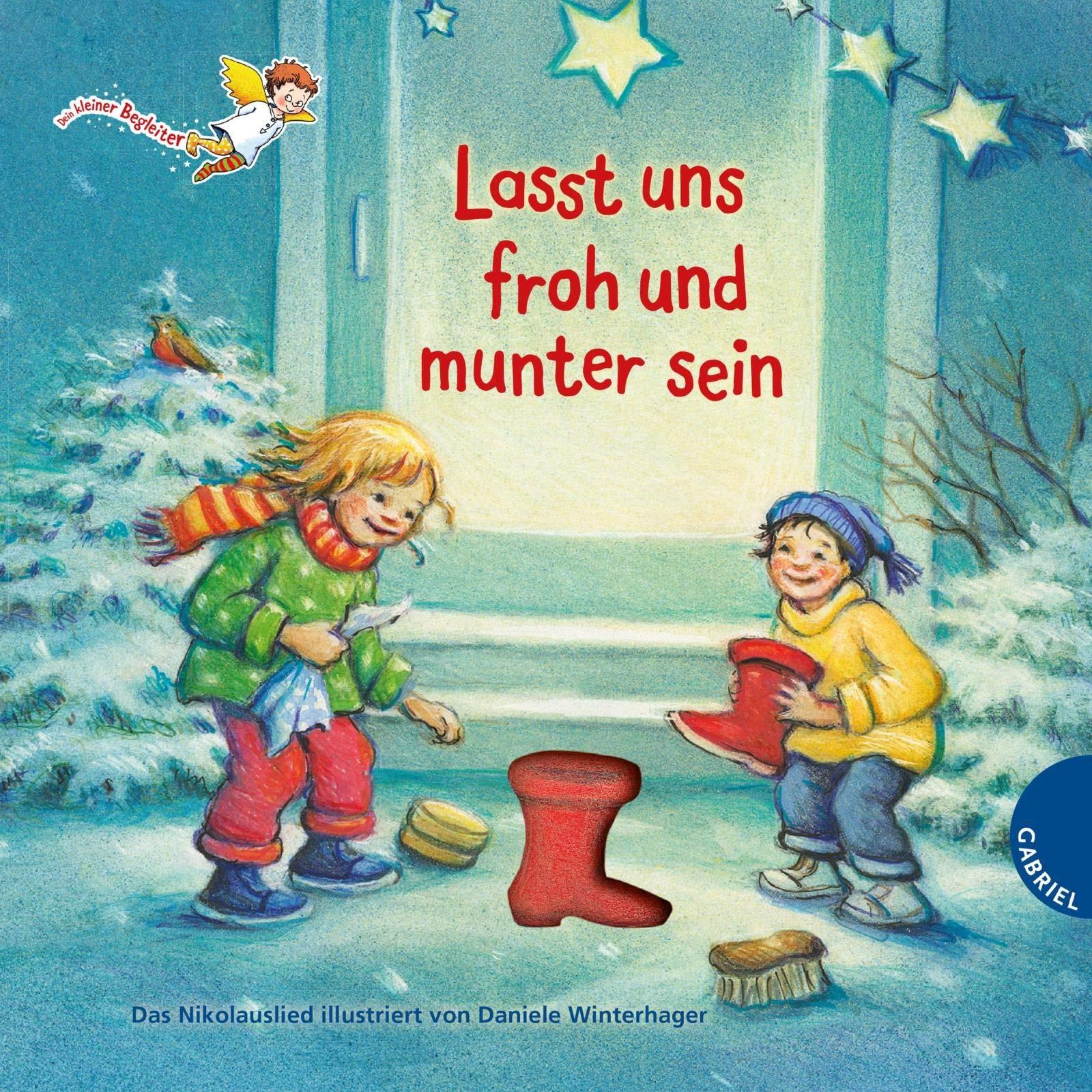 Lasst uns roh und munter sein (German Edition)