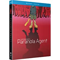 Paranoia Agent - Blu-ray + Digital