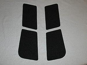 Foot Fender Grips for John Deere 316 318 322 330 332 420 430 Garden Tractor