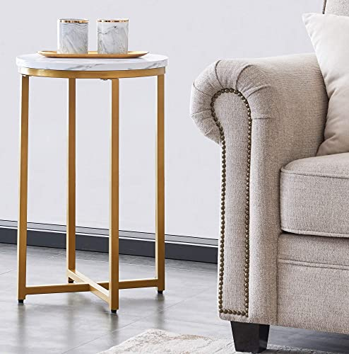 Danxee Round Side Table