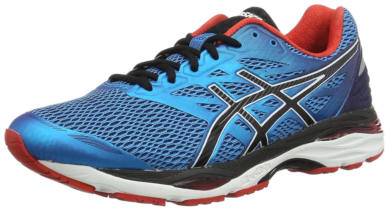 Asics T6c3n 4190, Zapatillas de Running para Hombre 46 EU|Azul (Island Blue / Black / Vermilion)