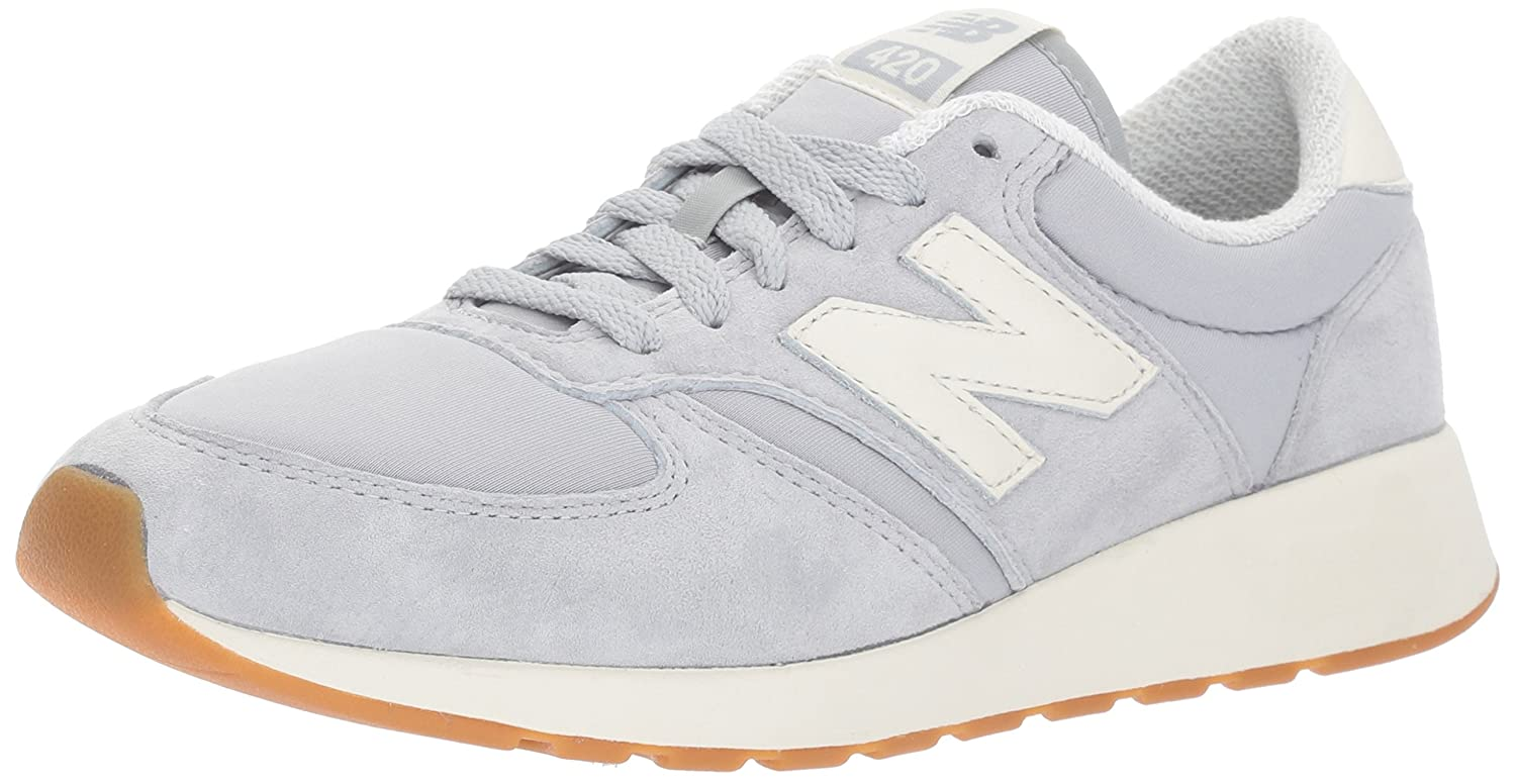 New Balance Women's WRL420V1 Sneaker B01NA8V4MN 10 B(M) US|Light Cyclone/Sea Salt