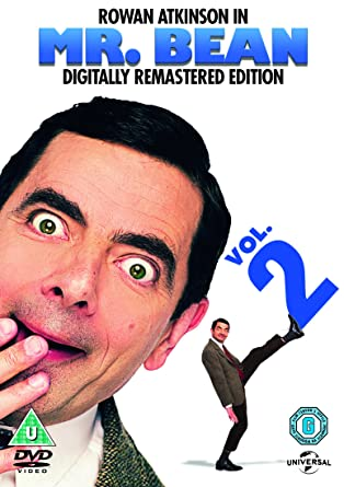Mr bean series 1 volume 2 digitally remastered 20th anniversary mr bean series 1 volume 2 digitally remastered 20th anniversary edition solutioingenieria Image collections