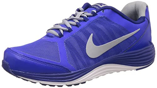 online retailer fbc56 ea86c Nike Men s Revolve 2 Racer Blue, Metallic Silver, Wolf Grey, Deep Royal Blue