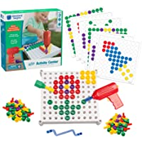 Educational Insights EI-4112 DESIGN and DRILL ACTIVITY CENTER