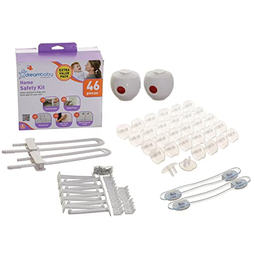 Dreambaby 46 Piece Home Safety Kit