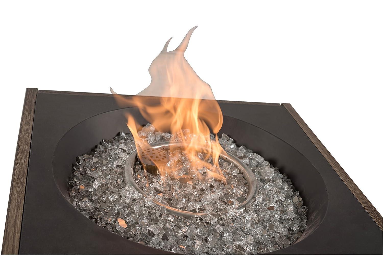 1b04c14927eb LEGACY HEATING FG-2 10-Pound x 1/2-Inch Grey Reflective Fire Glass ...