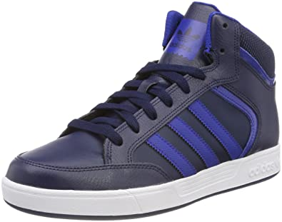 adidas Varial Mid, Herren High-top, Blau (Collegiate Navy collegiate Royal f5fafb8ddc