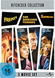 Hitchcock-Collection: Frenzy / Der zerrissene Vorhang / Saboteure [3 DVDs]