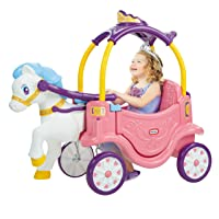 Little Tikes Princess Horse & Carriage Deals