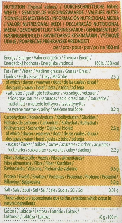 Amazon.com : Provamel Organic Almond Drink 250ml (Pack of 15) : Grocery & Gourmet Food