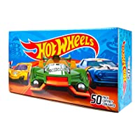 Hot Wheels Basic Car 50-Pack (Packaging May Vary)