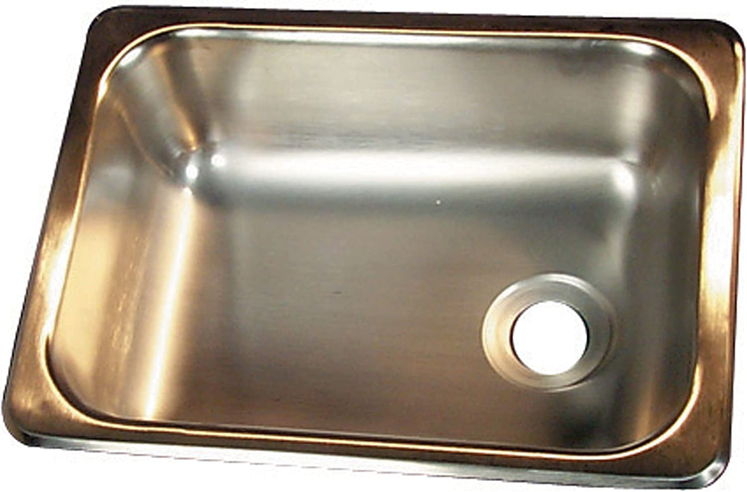 Heng s SSS-1315-5-22 Stainless Steel Single Sink