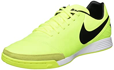 61c3184e9 Nike Tiempox Mystic V Indoor Shoes  Volt  (10.5)