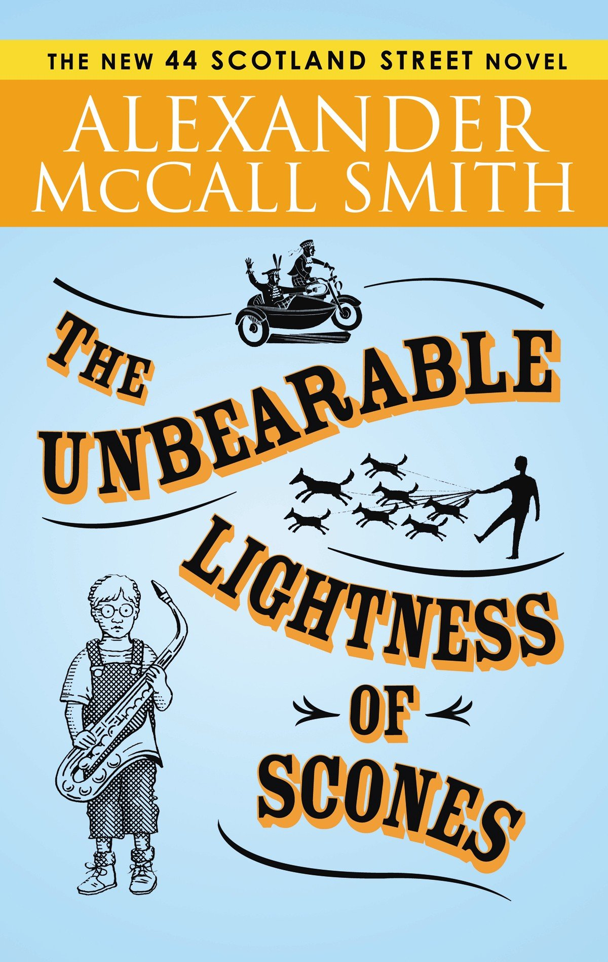Download The Unbearable Lightness of Scones (44 Scotland Street) pdf epub