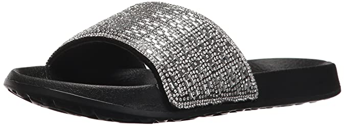 Skechers 2nd Take-Summer Chic 31546/BLK Damen Pantolette bis 30mm Absatz