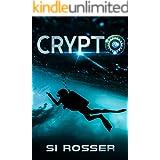 CRYPTO: Fast Paced Mystery Thriller (Robert Spire Thriller Book 5)