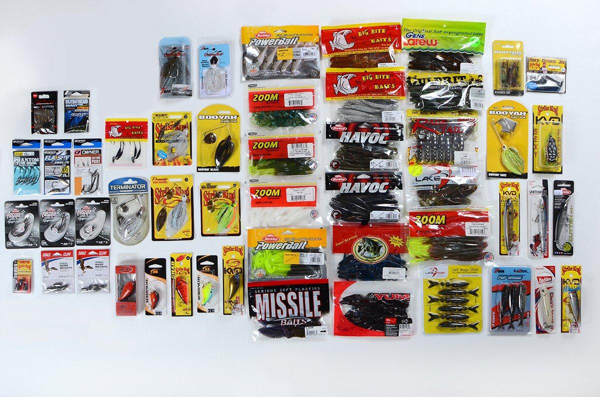 定番 池King Tackleの究極のバス釣りルアーキット;ピース257 hand-selectedなど、Terminal Tackle、ソフトプラスチック、スピナー& Chatterbait B07F3HNYSL、Squarebill Crankbait、ジグ、およびTopwaterルアー。 B07F3HNYSL, MamaとBabyの専門店*ベビーオグ*:2b011f64 --- buyanyproducts.com