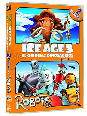 Ice Age 3: El Origen De Los Dinosaurios + Robots (Import Movie) (