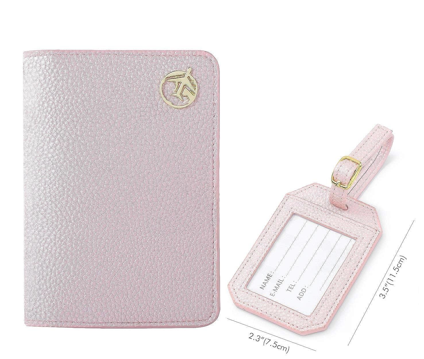 Travel wallet Passport Wallet with Hand Strap