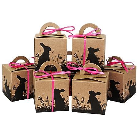 Papierdrachen diy easter bunny boxes craft paper gift boxes for papierdrachen diy easter bunny boxes craft paper gift boxes for easter gift packaging to negle Gallery