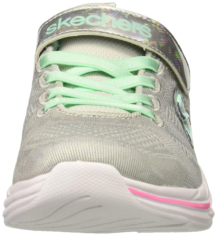 Skechers Kids Quick Kicks-Shimmer Dance Sneaker