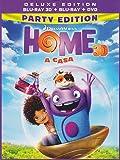 Home - A Casa (Blu-Ray 3D)