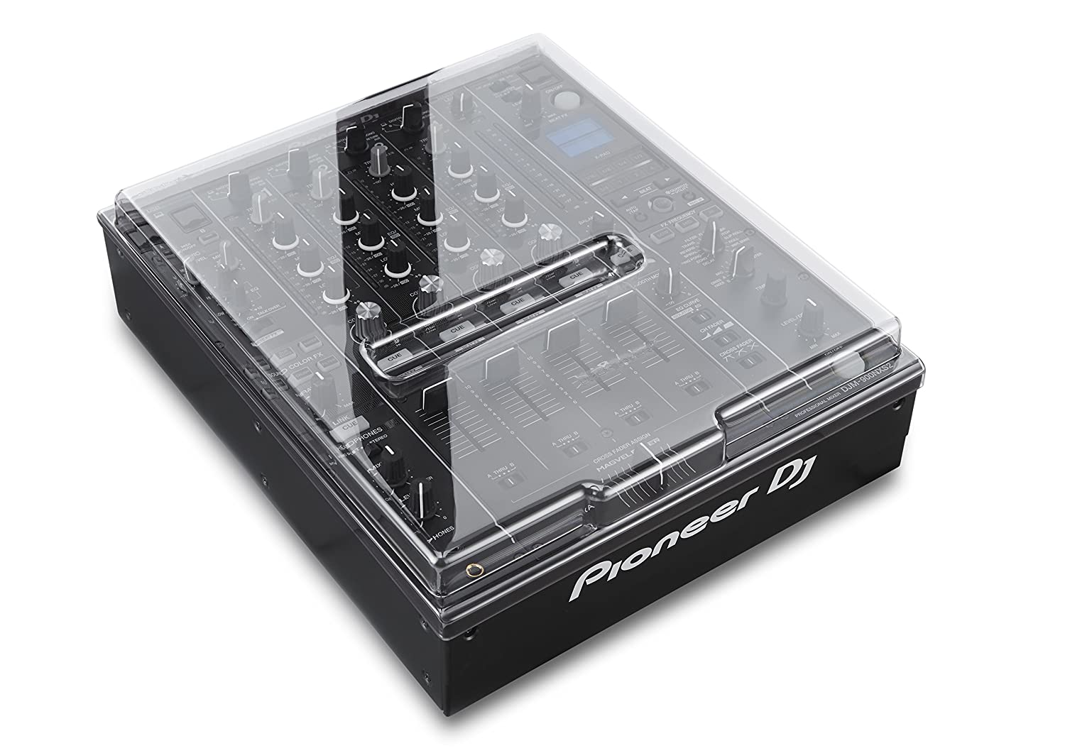 Decksaver DS-PC-DJM900NXS2 Pioneer DJM-900 Nexus 2 Polycarbonate Cover