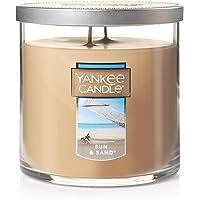 Yankee Candle Medium 2-Wick Tumbler Candle, Sun & Sand®