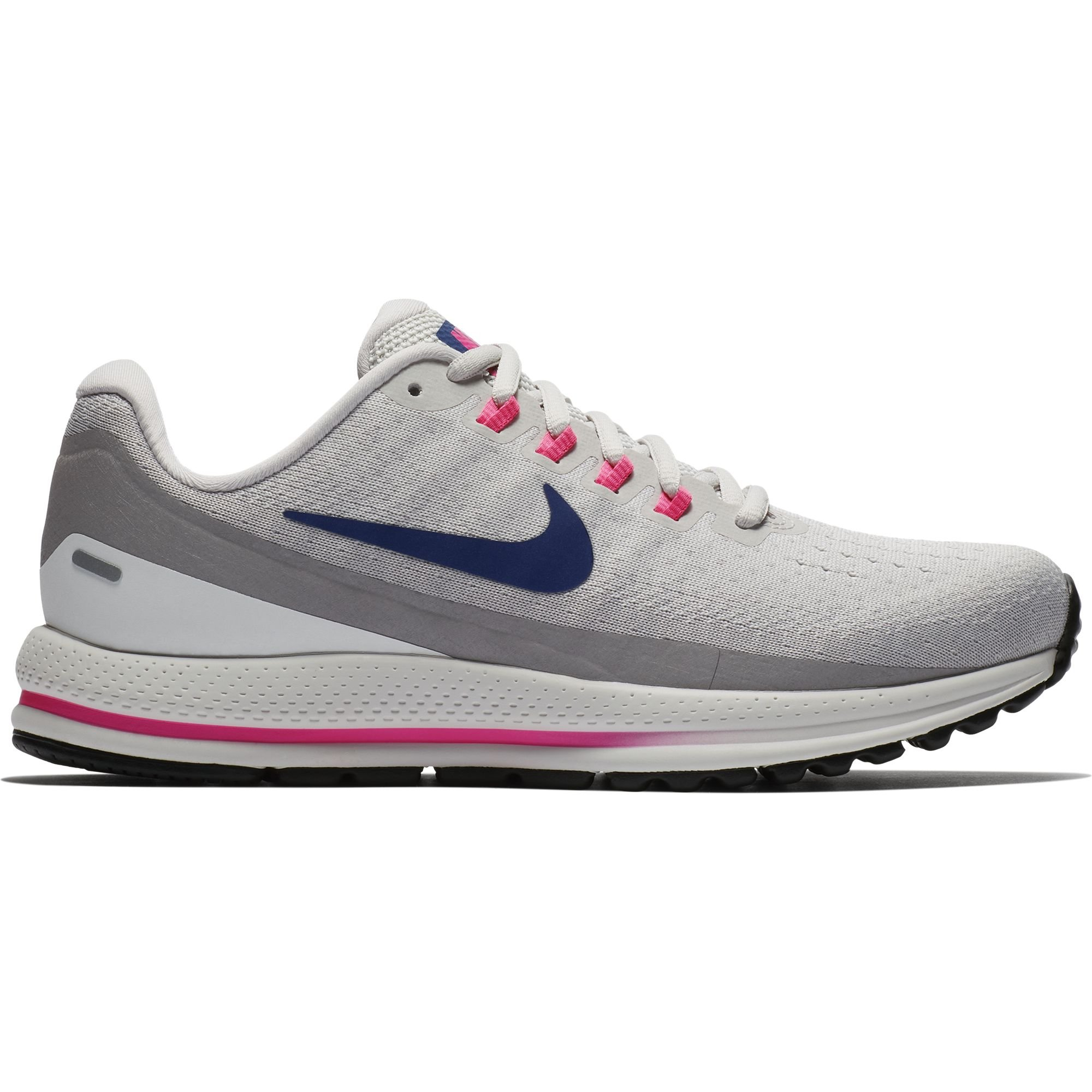 30fe9dffbc9a9 Galleon - NIKE Women s Air Zoom Vomero 13 Running Shoe Vast Grey Deep Royal  Blue Size 9 M US