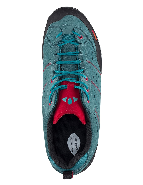 VAUDE Dibona Advanced, Chaussures Multisport Outdoor Homme, Turquoise  (Green Spinel 675), 40.5 EU: Amazon.fr: Chaussures et Sacs