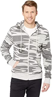 1d45a7bc7 Alternative Men s Rocky Zip Hoodie Sweatshirt at Amazon Men s ...