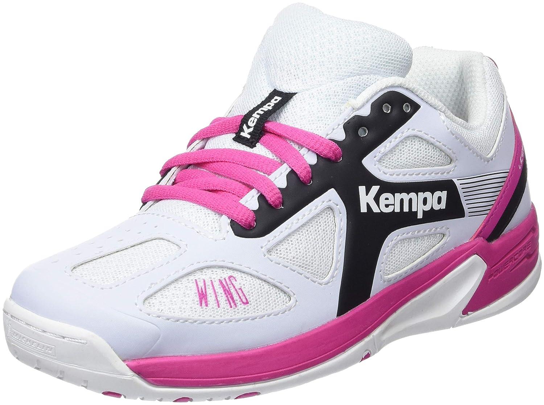 Kempa Wing Junior, Zapatillas de Balonmano para Niños
