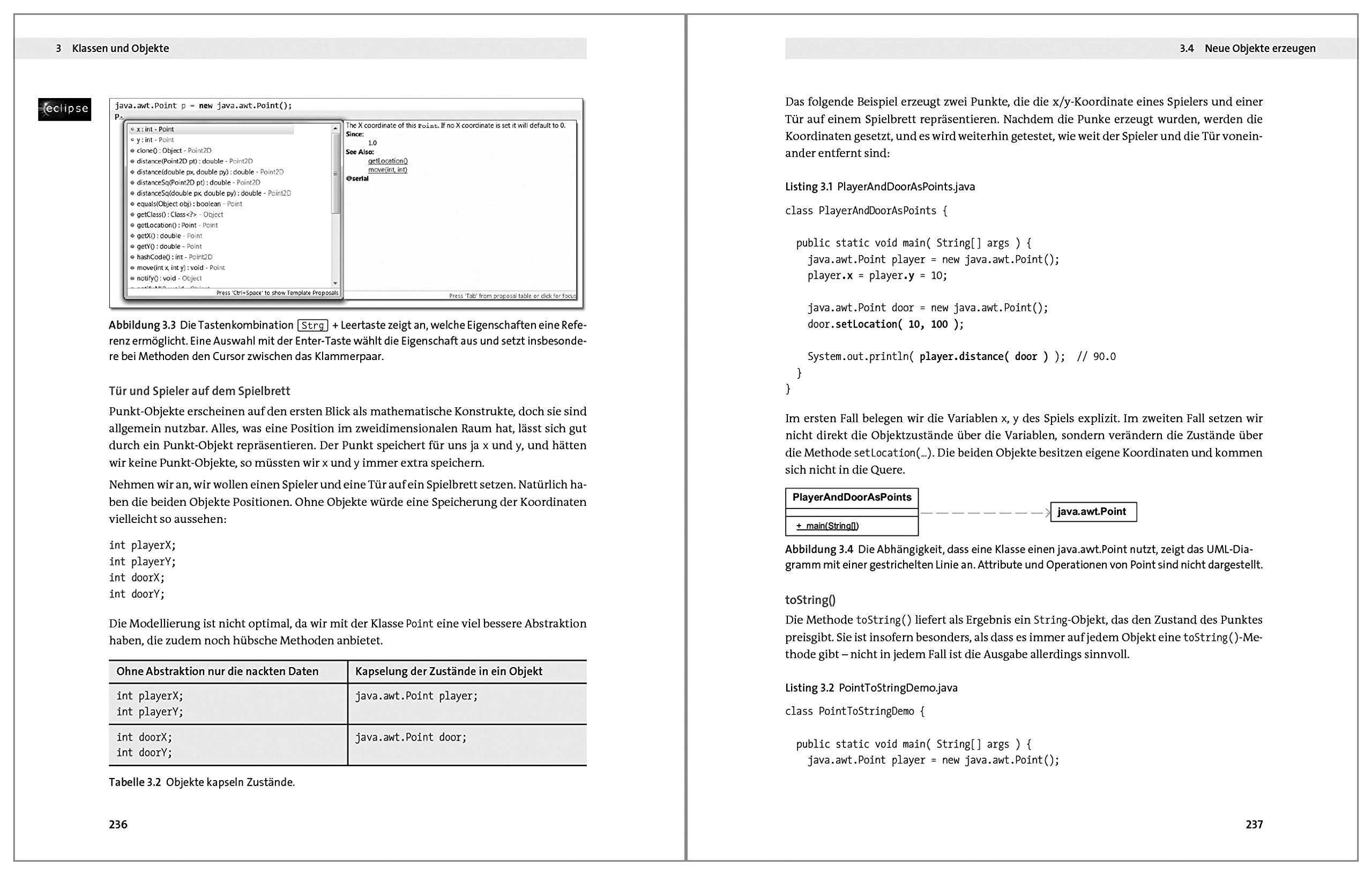 Java ist auch eine Insel: Programmieren lernen mit dem Standardwerk ...