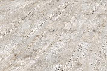 PARADOR Elastische Bodenbeläge Vinyl Classic 2050 Altholz geweißt ...