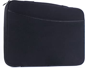 Lager Beer with Craft Splash 13-15 Inch Laptop Sleeve Bag Portable Dual Zipper Case Cover Pouch Holder Pocket Tablet Bag,Water Resistant,Black