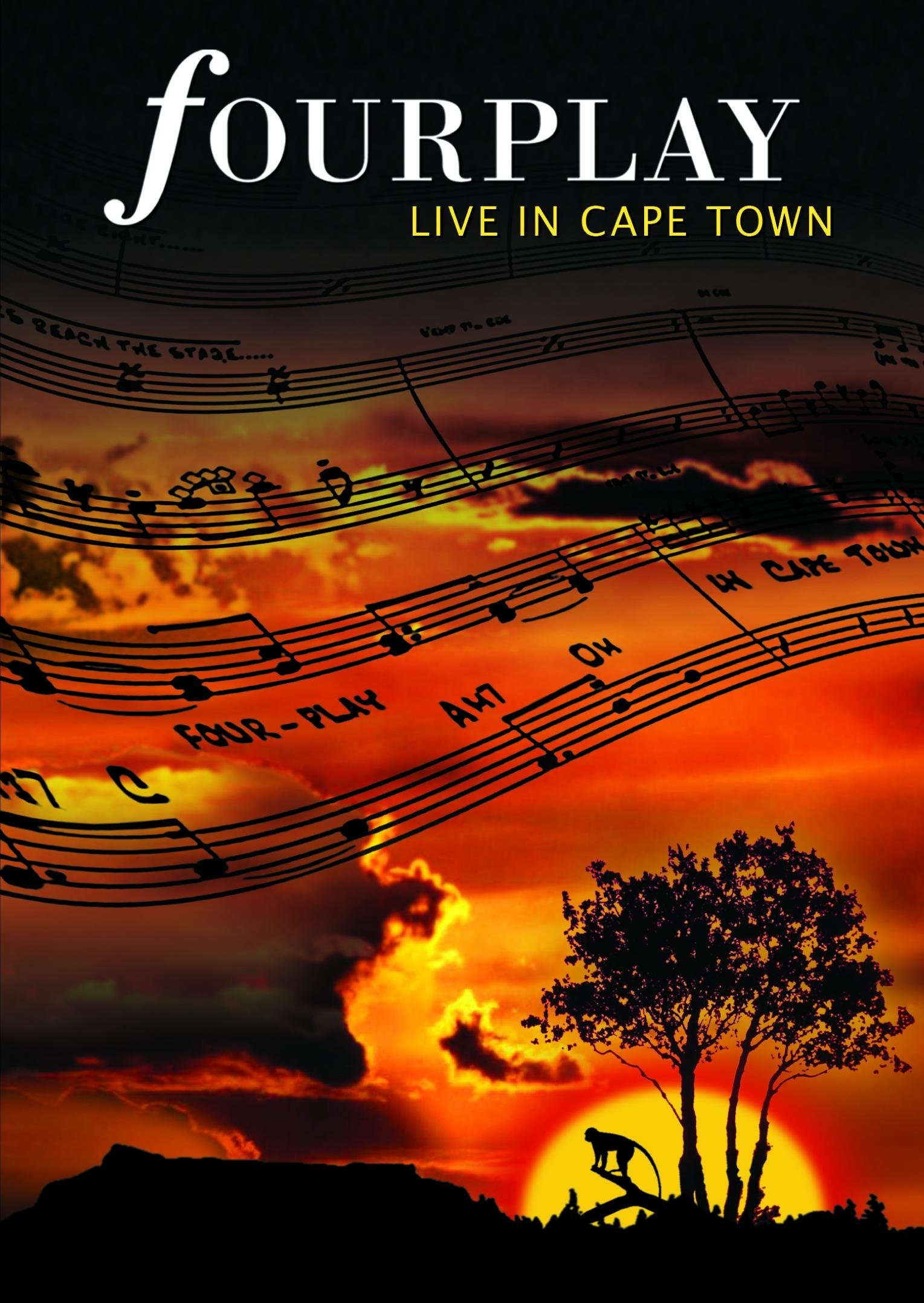 Fourplay: Live in Capetown by Image Entertainment