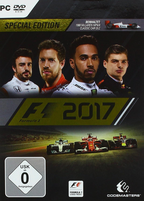 F1 2017 Special Edition: Amazon.es: Videojuegos
