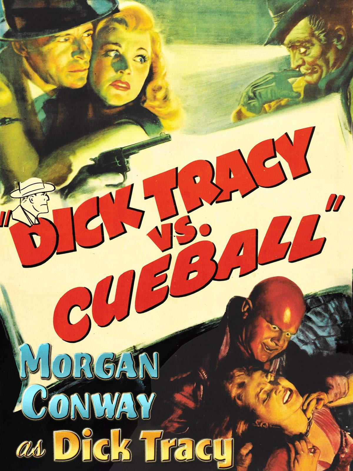 Dick Tracy vs Cueball - Morgan Conway As Dick Tracy