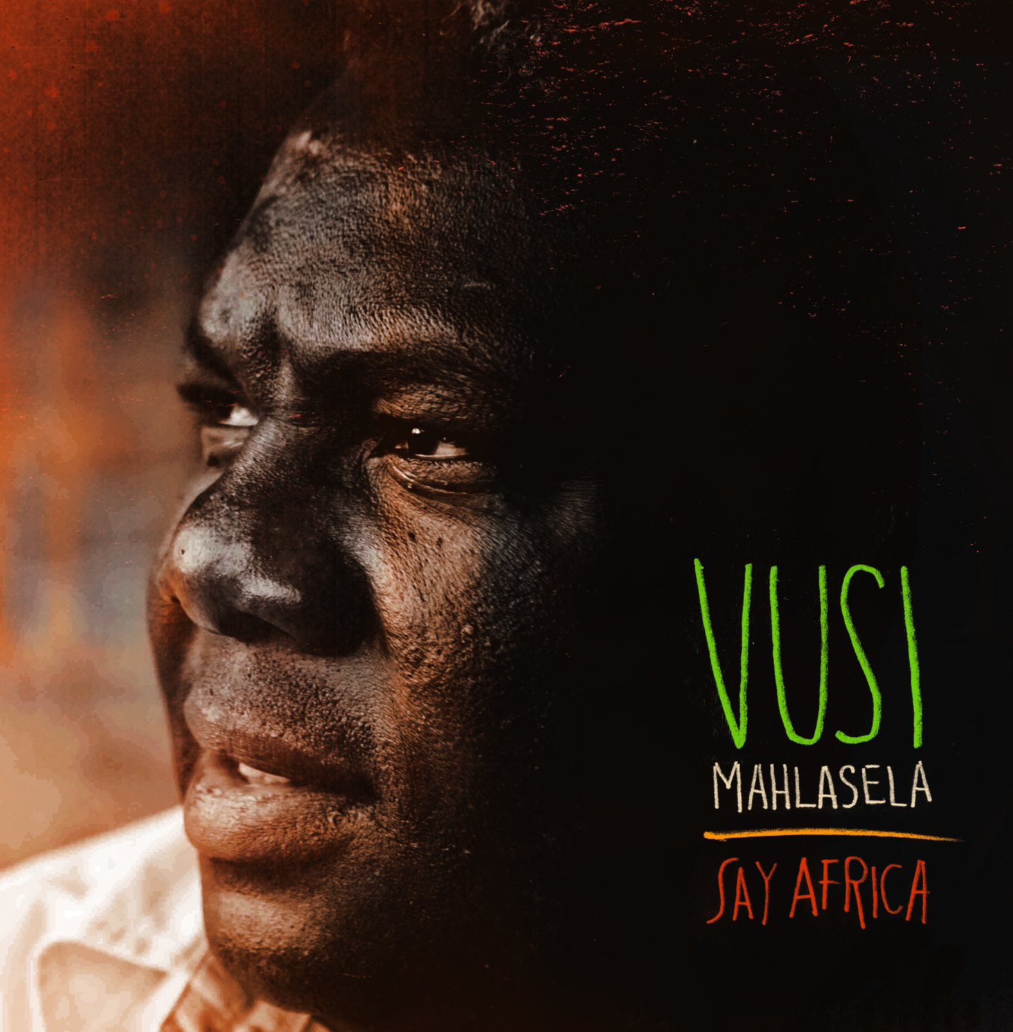 Image result for vusi mahlasela say africa
