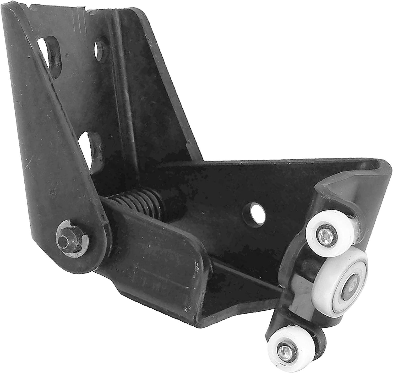 APDTY 139995 Manual Side Sliding Door Center Roller Fits Left 99-04 Odyssey