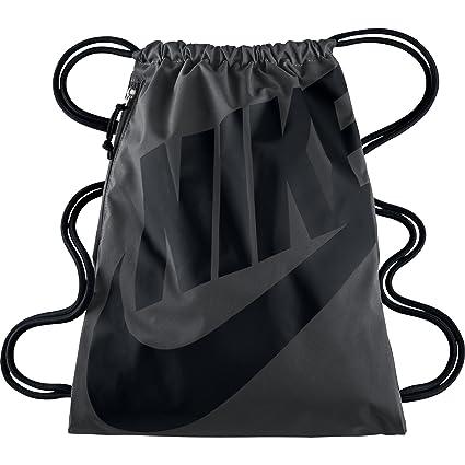 Heritage BolsaColor Negrodark Gris Nike Gymsack Greyblack SMjLVUzpqG