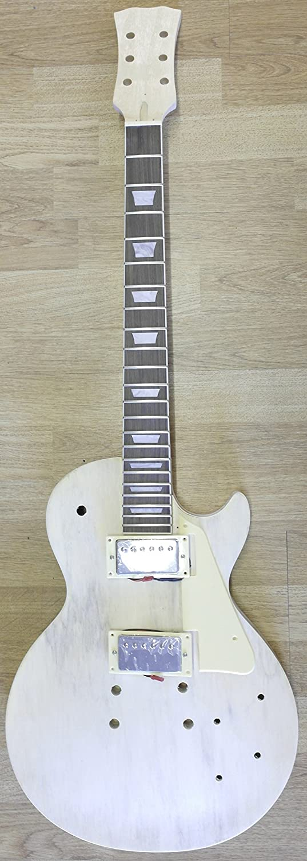 Guitarra eléctrica LP Style - Kit de bricolaje - Construye tu propia ...