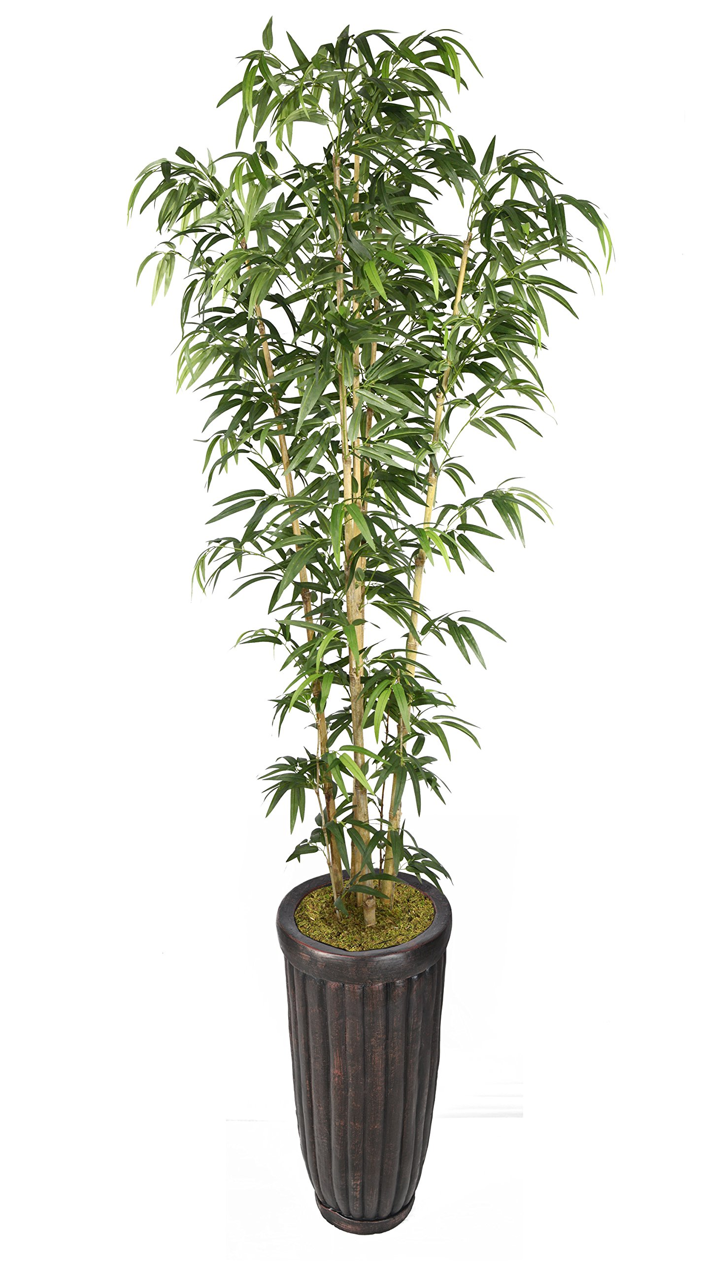 Vintage Home VHX116214 93'' Bamboo Tree in Natural Poles in Planter Tree by Vintage Home (Image #1)