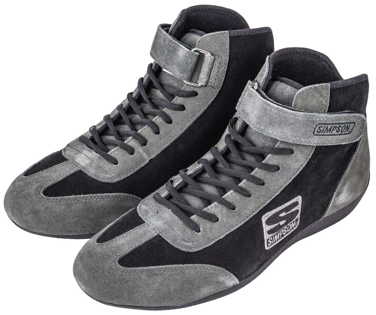 Simpson Racing Shoes >> Amazon Com Simpson Mt140bk Shoes Automotive