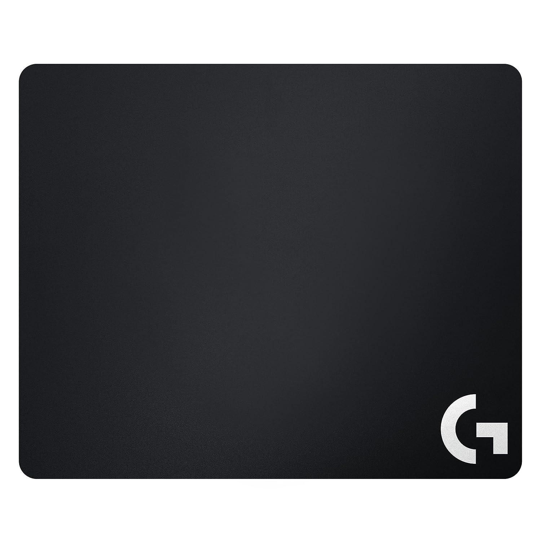 Logitech G640 Tappetino per Mouse da Gioco, Nero/Antracite 943-000090 Tappetinointessuto Tappetinovideogiochi tappetinimouse