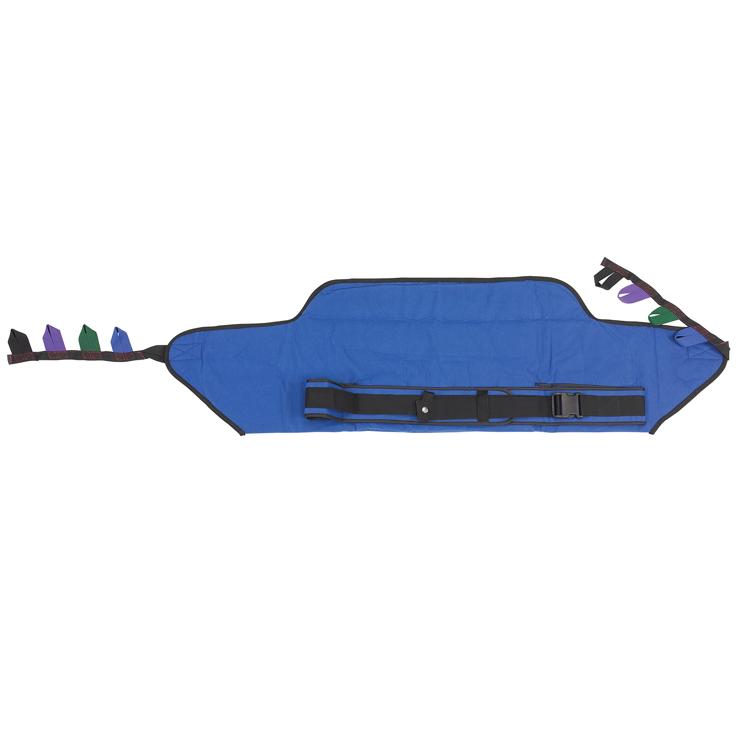 Drive Medical Stand-Up Sling, Blue, Large by Drive Medical
