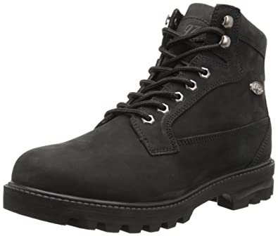 Lugz Brigade HI Men's Boot 6.5 D(M) US Black