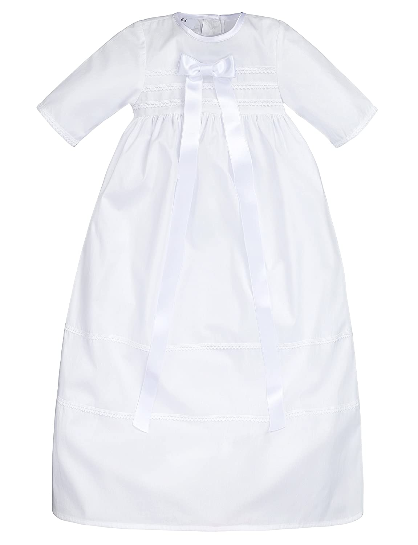 Babygeschenke Taufe Bateo Design Baby Taufkleid Aus