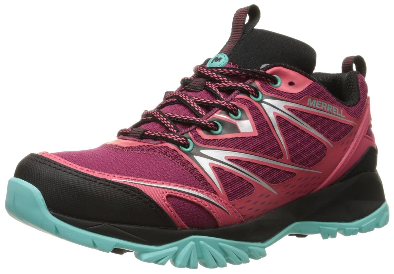 Merrell Women's Capra Bolt Hiking Shoe B00YBBJ064 8 B(M) US|Bright Red